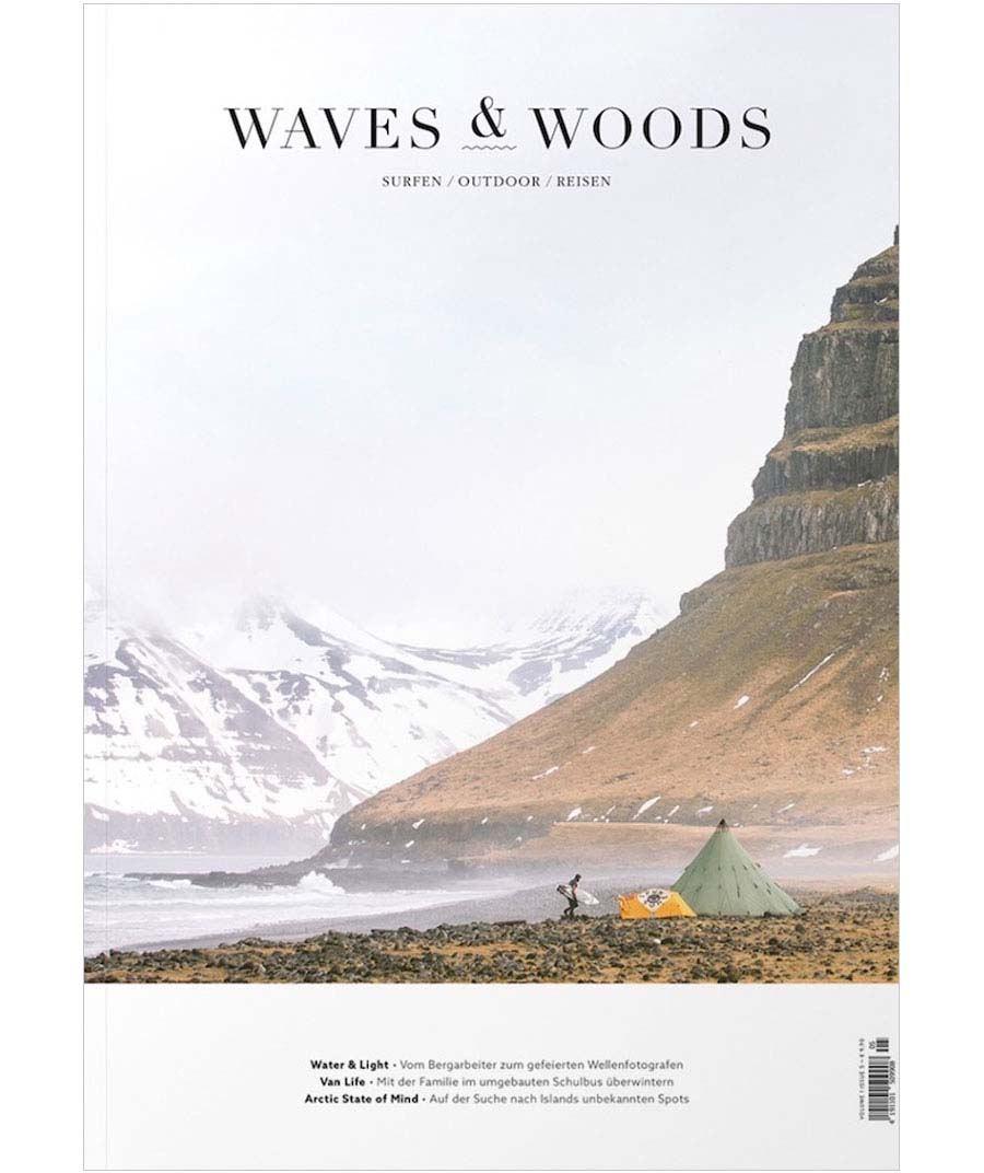 Waves & Woods Magazin #5