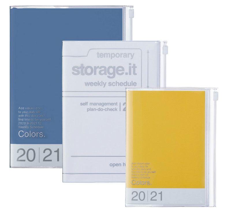 2021 Kalender A5 Storage.it Green