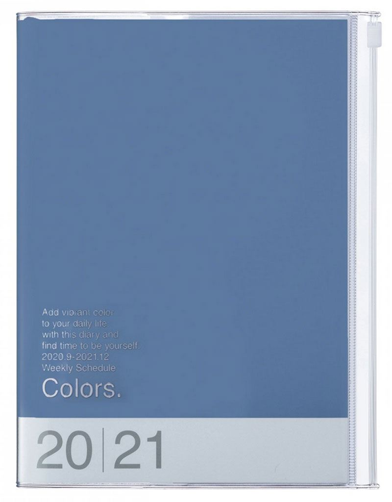 2021 Kalender A5 Storage.it Blue