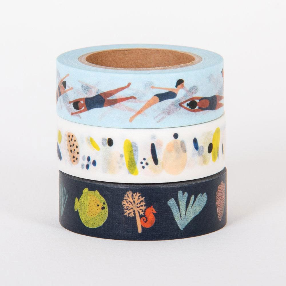 The Sea Collection - Washi Tape
