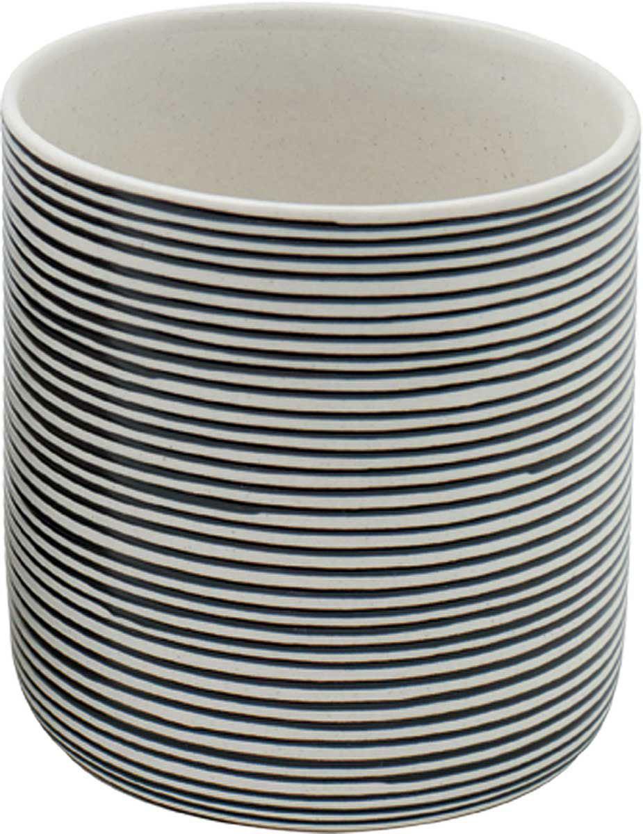 Topf Stripes BW Gross