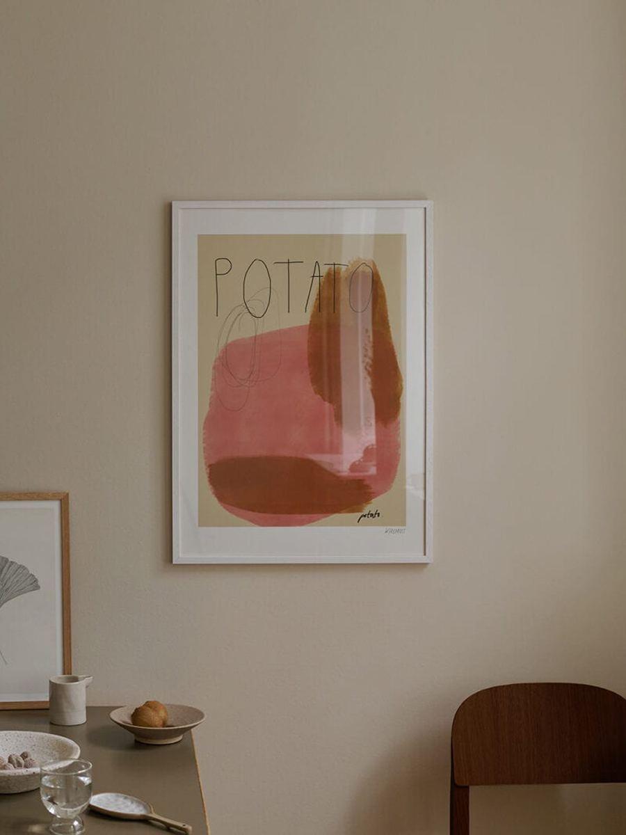 Potato Potato Print (30x40cm)