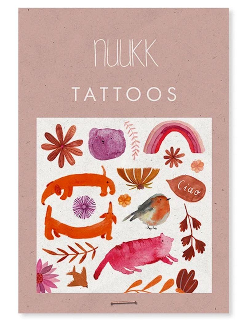 "Organic Tattoos ""Blush"""