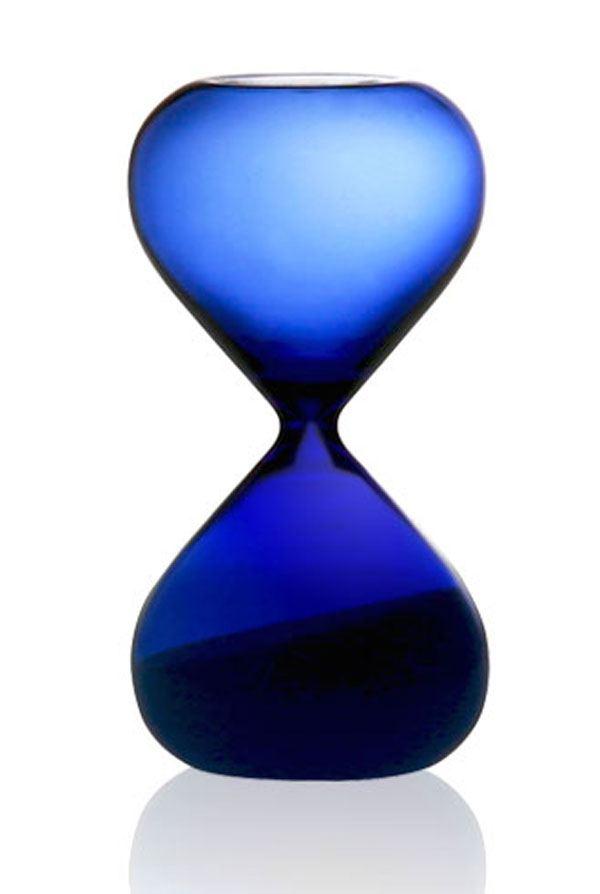 Sanduhr M / 5min Blue
