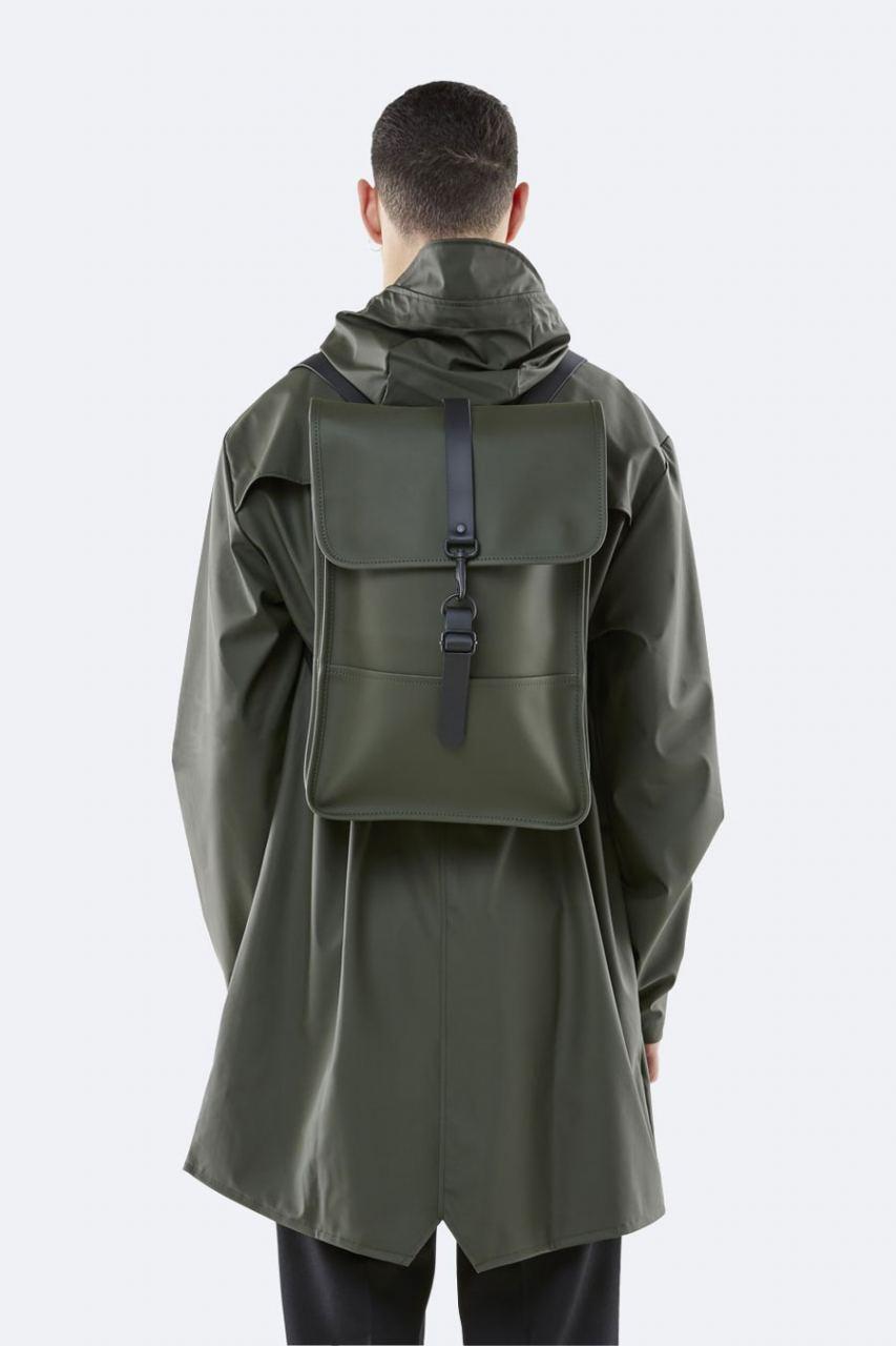 Rains Mini Backpack Green