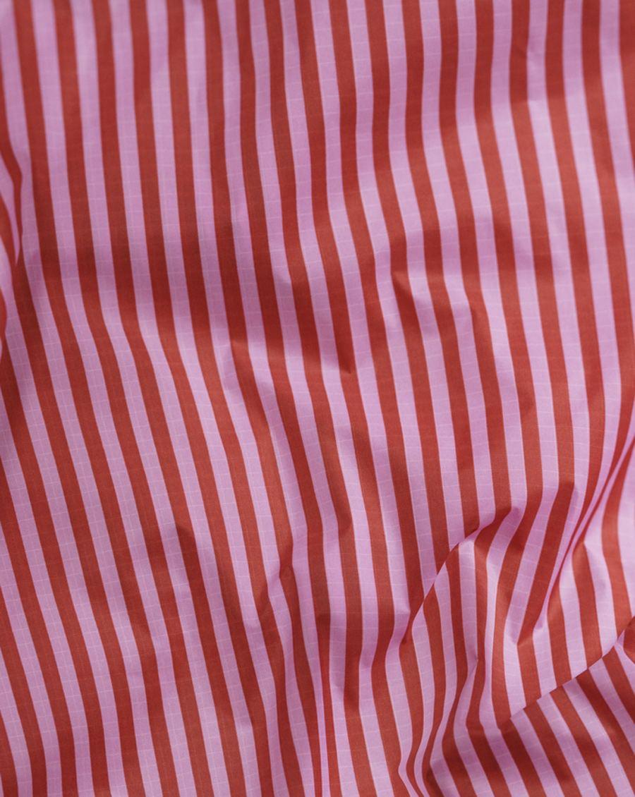 Einkaufsbeutel Cerise Stripes
