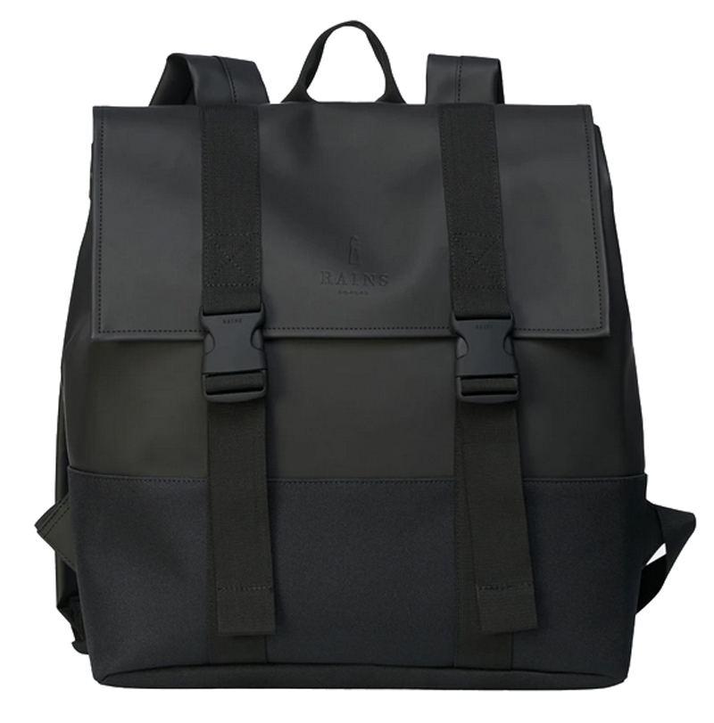 Rains Buckle MSN Bag Black