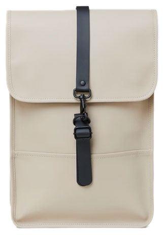 Rains Mini Backpack Beige