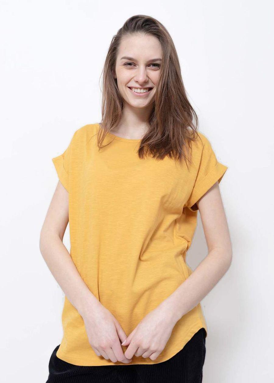 Holly Shirt Mustard