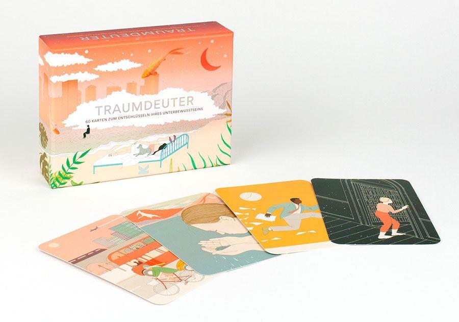 Traumdeuter - 60 Karten zum Entschlüsseln Ihres Unterbewusstseins