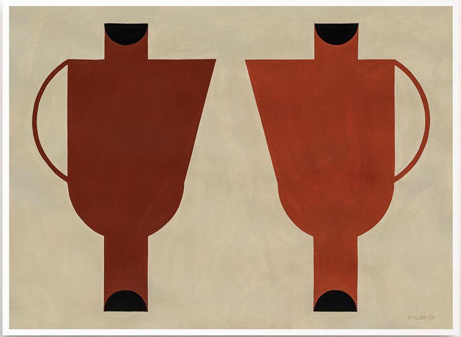 Dialogues 03 Poster (50x70cm)