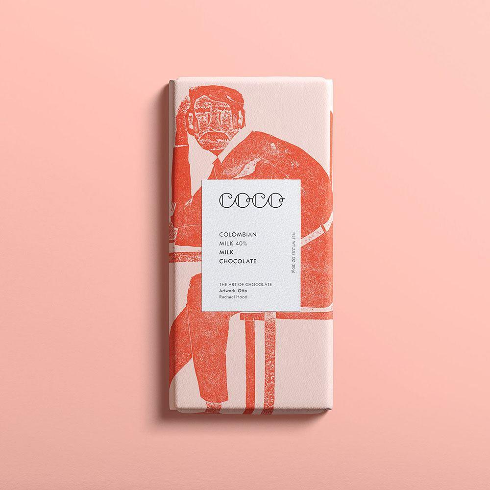 Colombian / Milk Schokolade