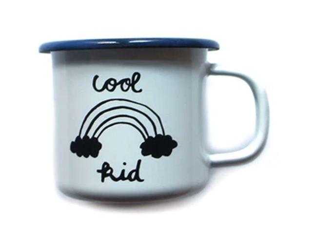 Kids Cool Kid Emaillebecher