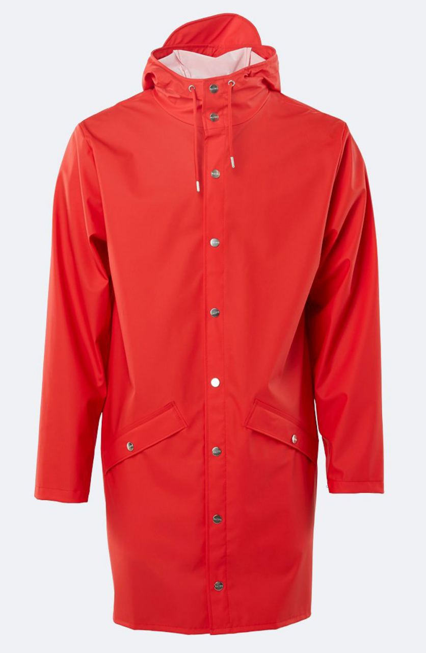 Long Jacket Red