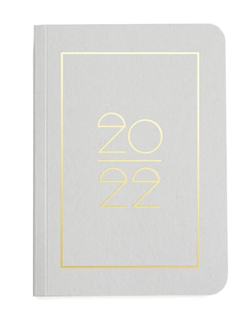 Pocket Planner 2022 Grey