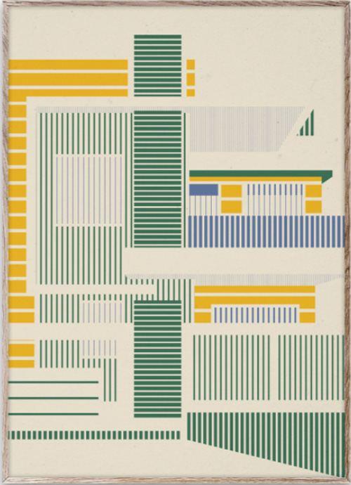 Empty Spaces 02 Poster (50x70cm)
