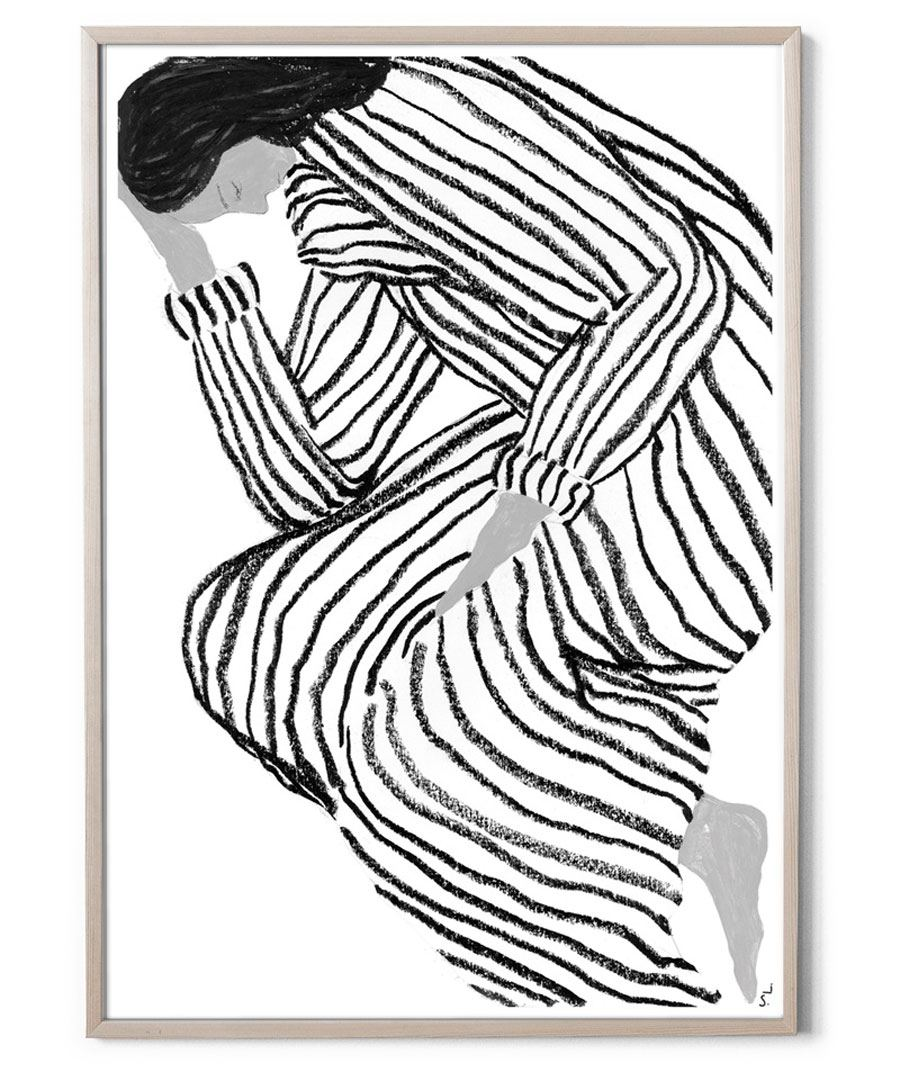 Bored Poster (50 x 70 cm)