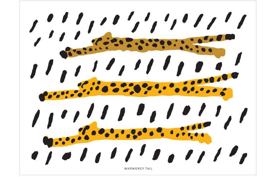Run Cheetah Run Karte
