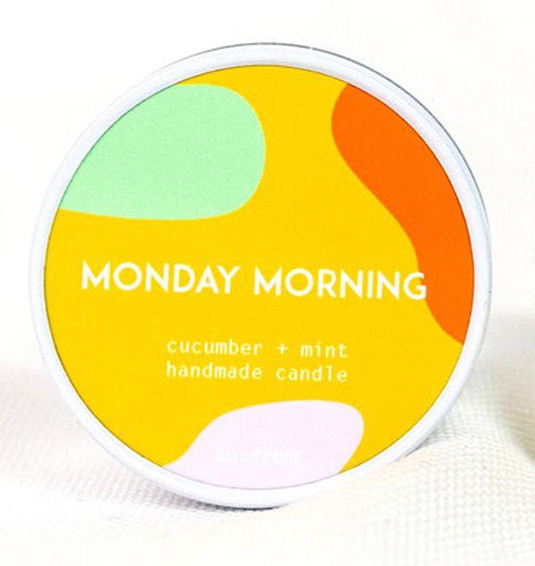 Monday Morning Kerze
