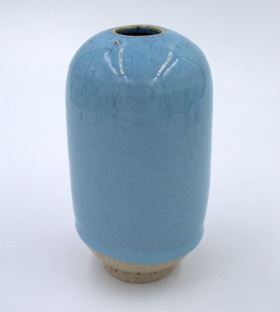Mini Yuki Vase Light Blue Sky