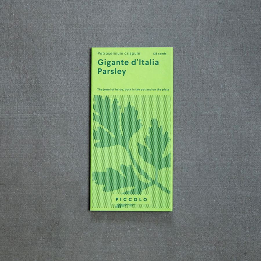 Petersilie Gigante d'Italia Saatgut