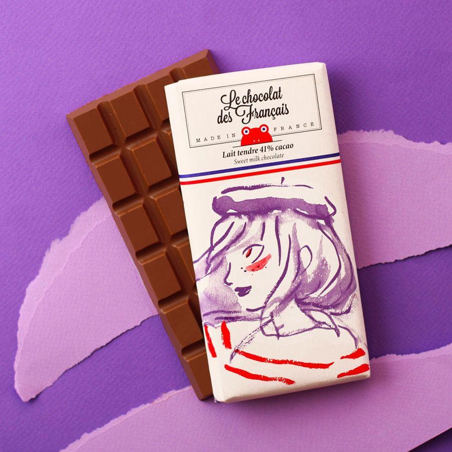 La Marine Milchschokolade