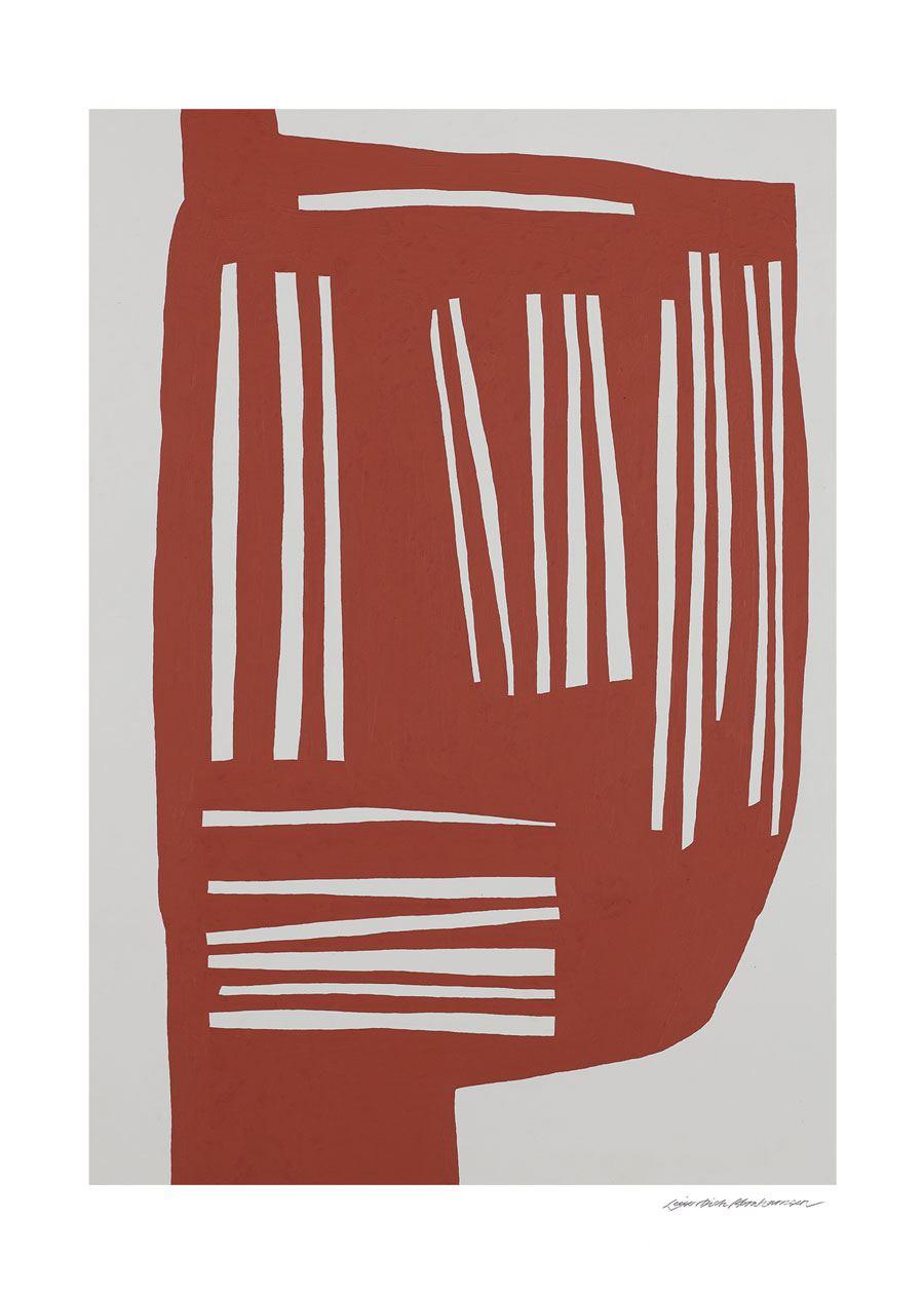 Blush Poster (50x70cm)