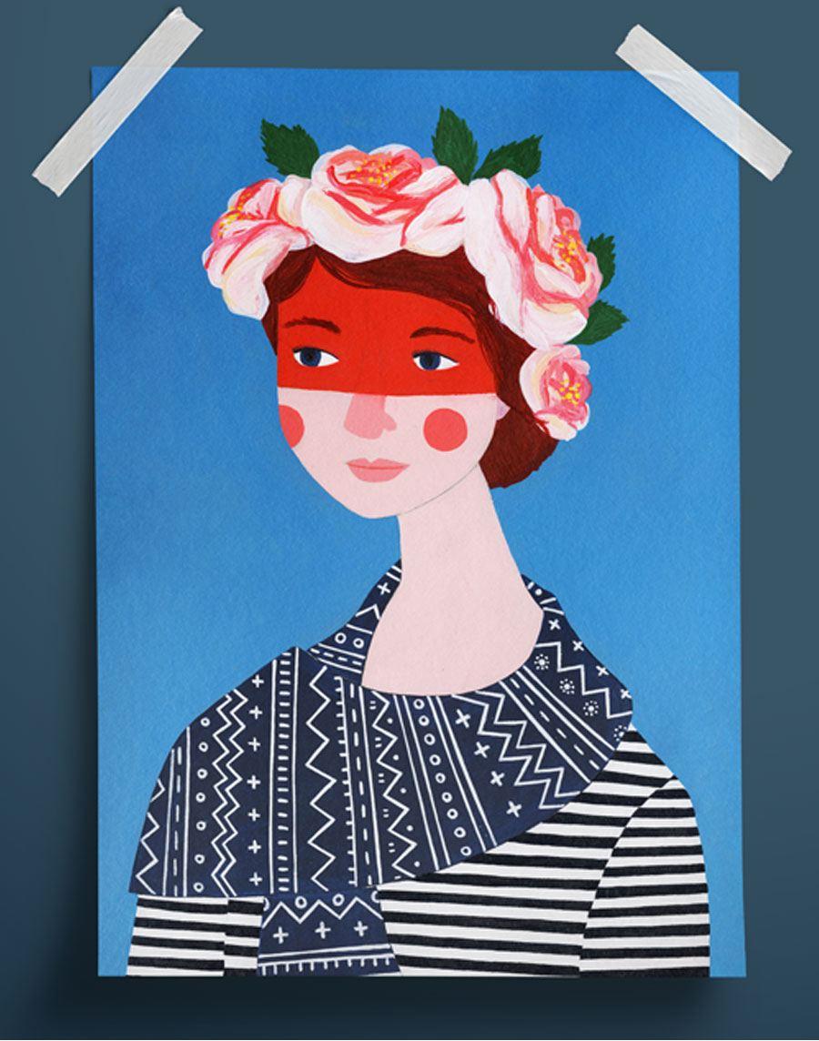 Anya Poster (A3)