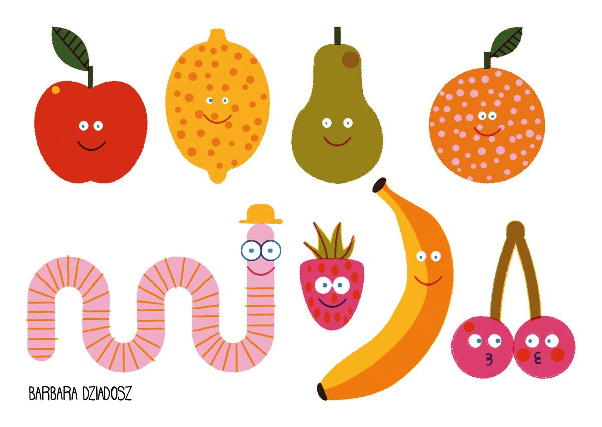 Fruits Tattoos