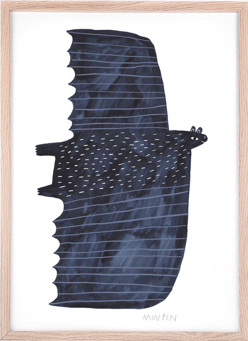 Batman Din A3 Print