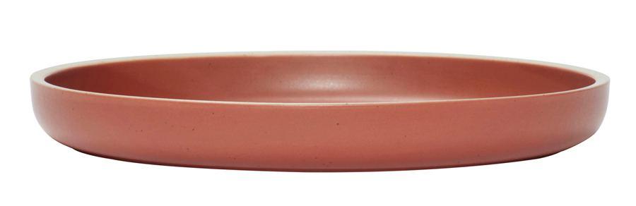 Keramikschale Rot (div. Größen)