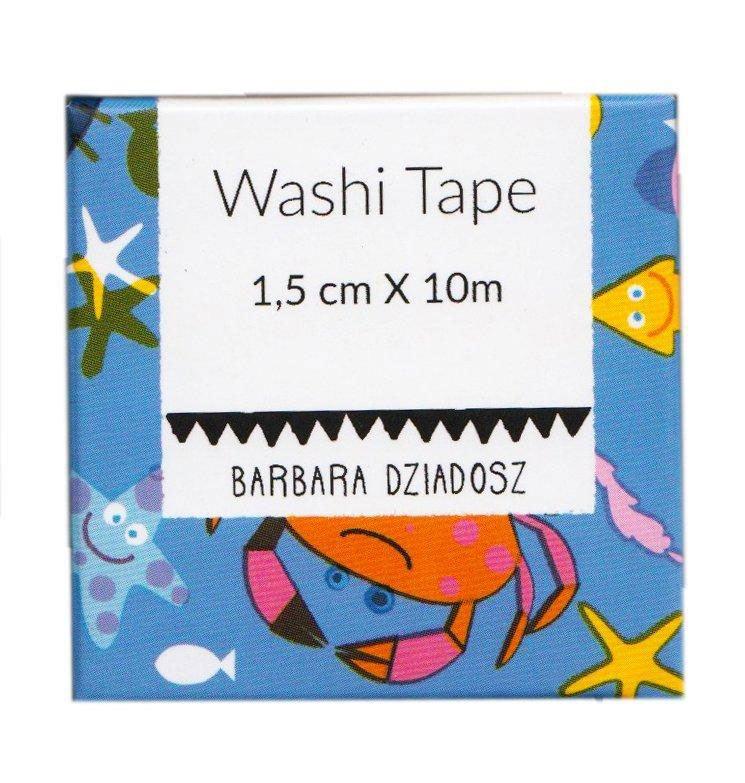 Underwater Washi Tape