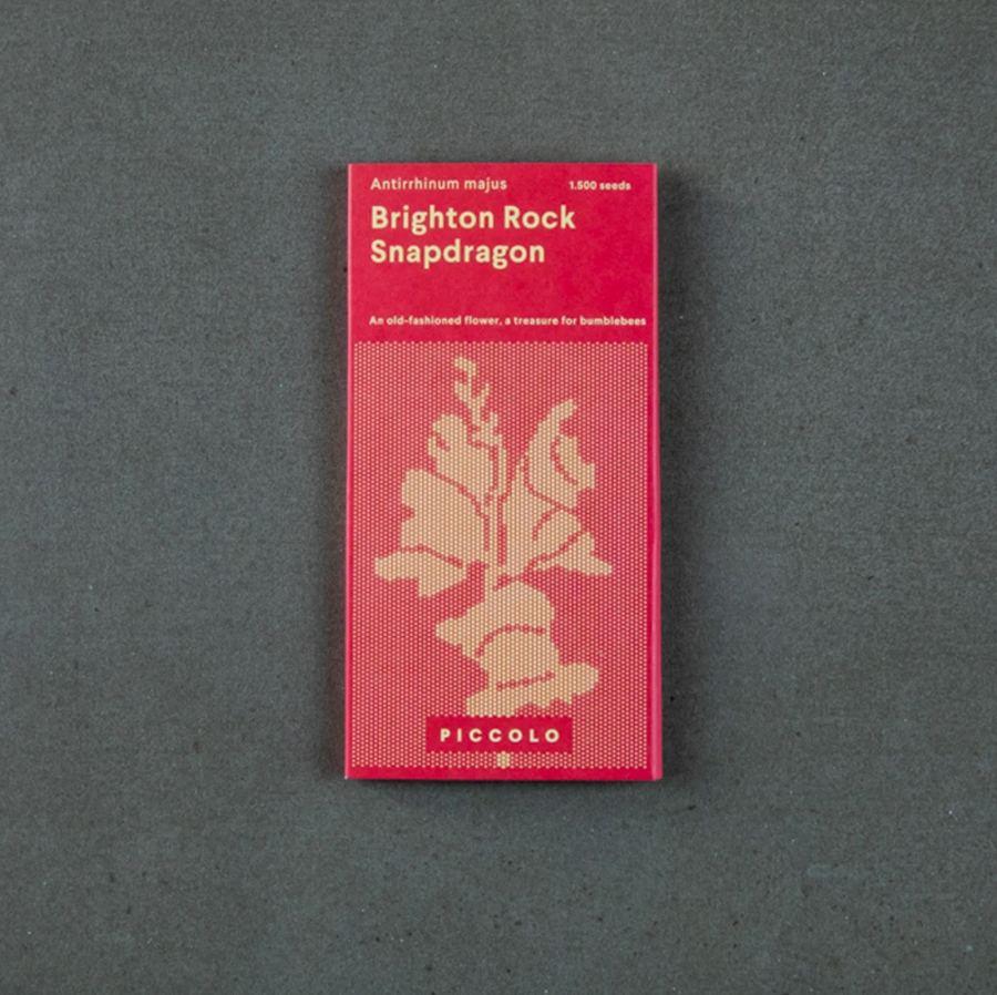 Snapdragon Brighton Rock Saatgut