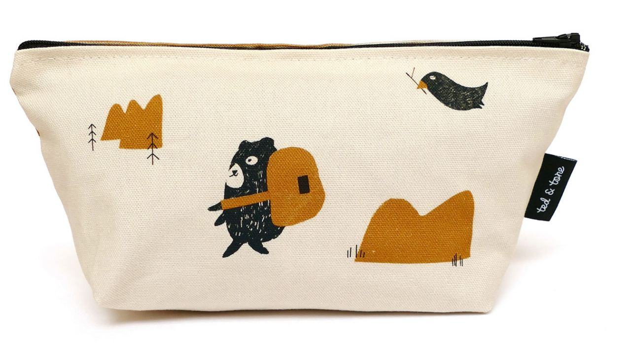 Bear Adventure Bag