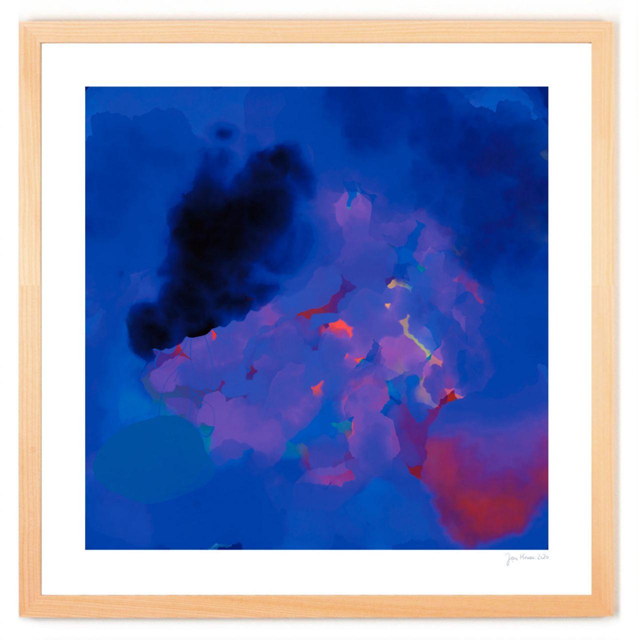 Fineart Print Cloud #1 (50x50cm)
