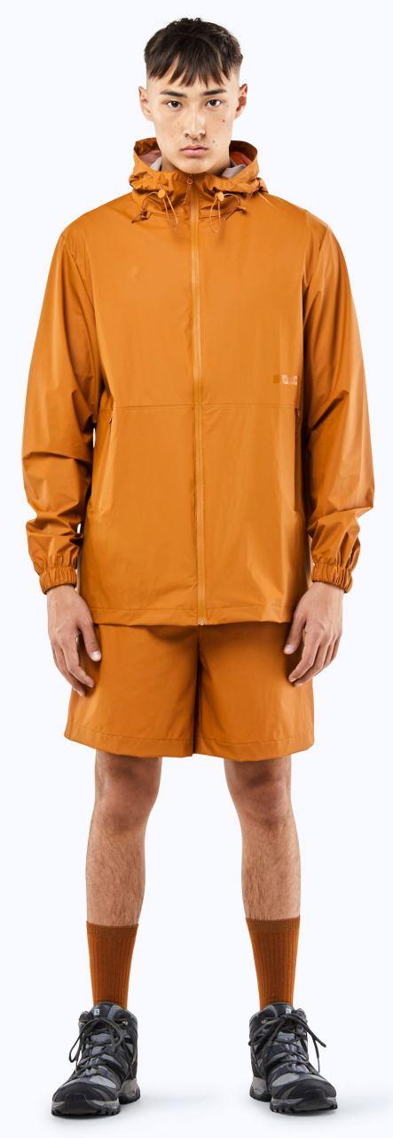 Rains Ultralight Jacket Camel