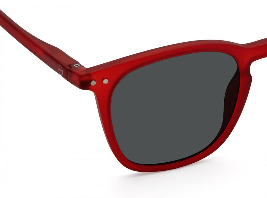 Sonnenbrille #E SUN Red