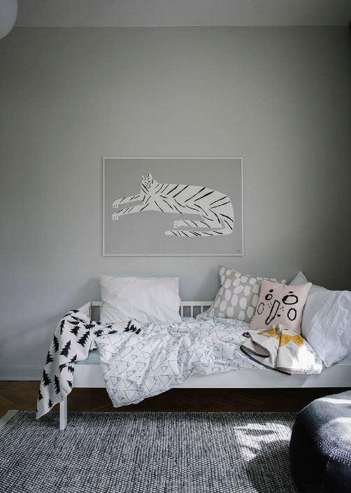 Tiger Poster (70x100cm)