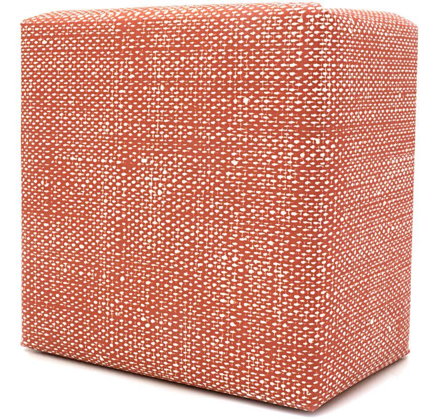 Leinen Rot Geschenkpapier