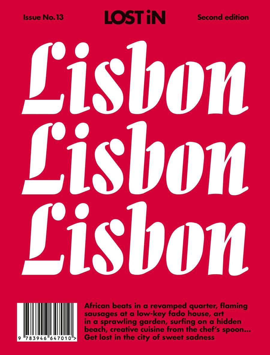 Lost In. Lisbon (Issue No.13, Second edition)