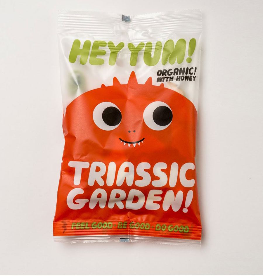 HEY YUM! Triassic Garden