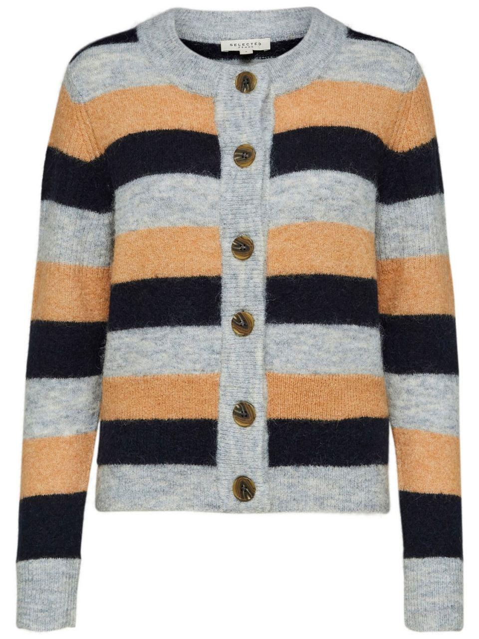 SLFSIA Knit Stripes Doe