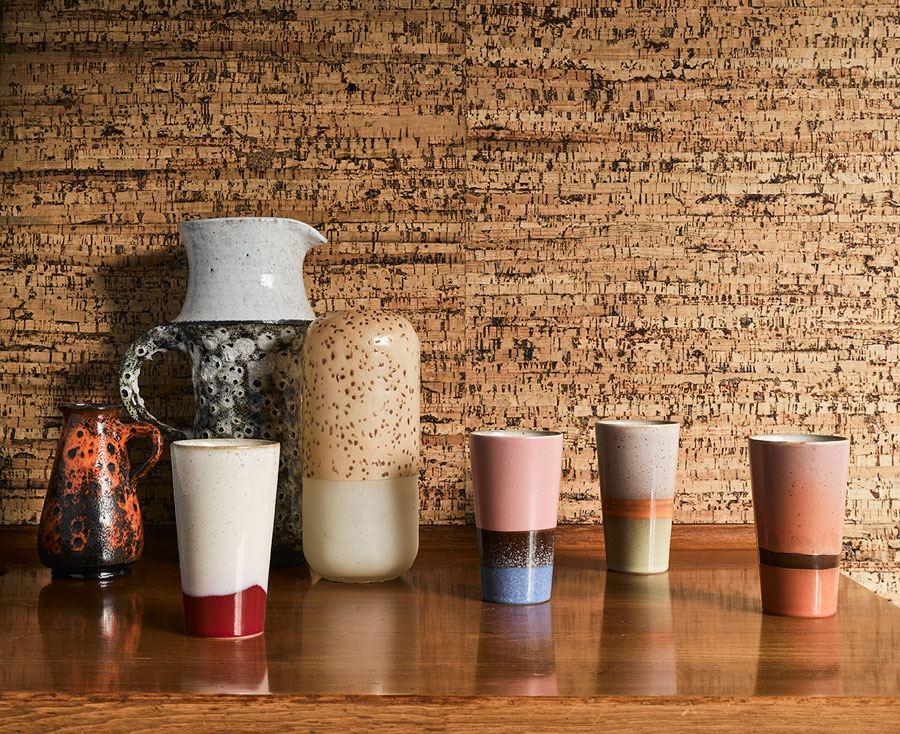 70's Latte Mug #2