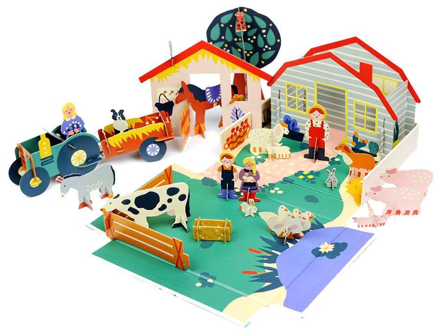 Bau deinen eigenen Bauernhof