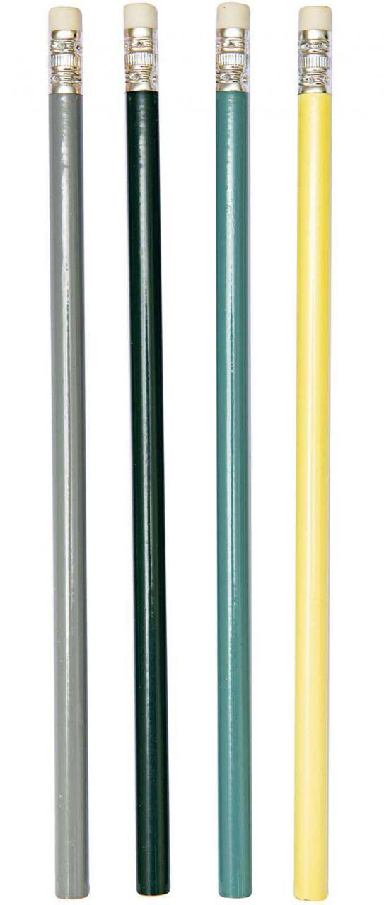 Bleistifte-Set-Grün Mix