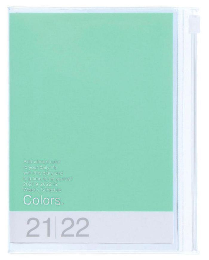 2022 Taschenkalender A6 Storage.it Mint