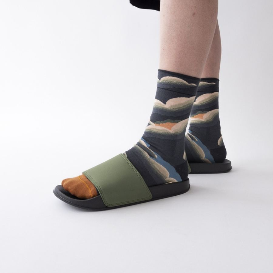 Socks Steel Cloud