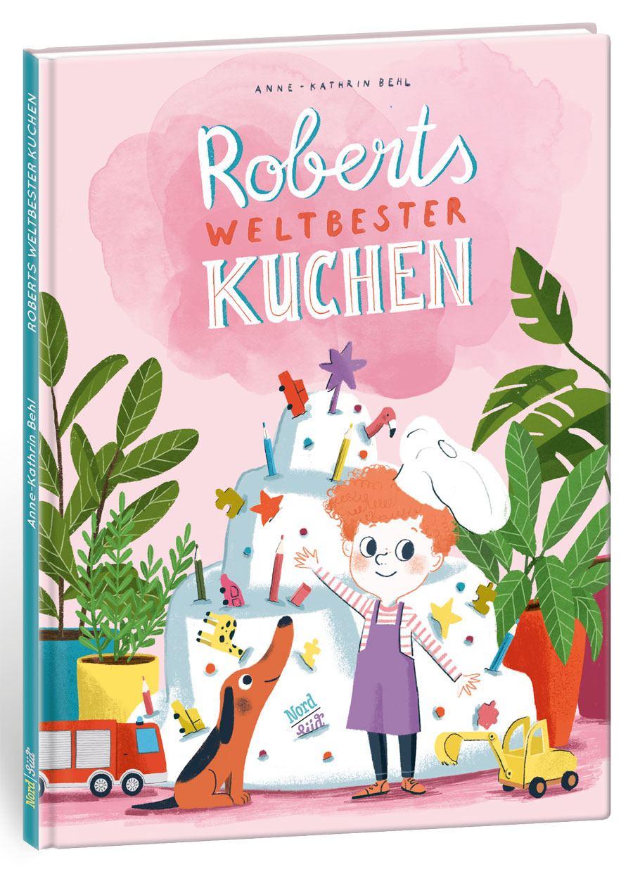 Roberts weltbester Kuchen