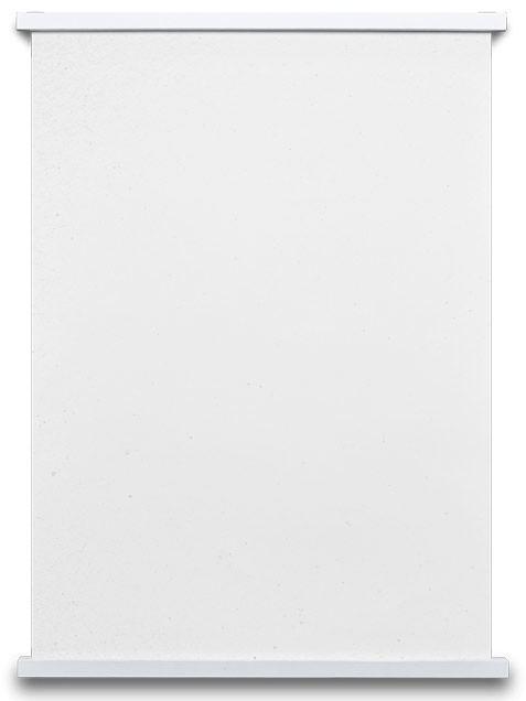 STiiCKS Posterleisten Weiss