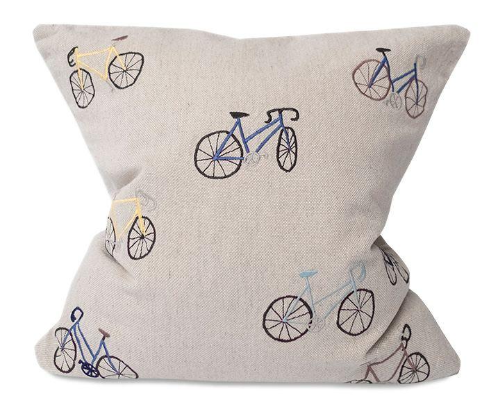 Kissen Bicycles (ca. 50 x 50cm)